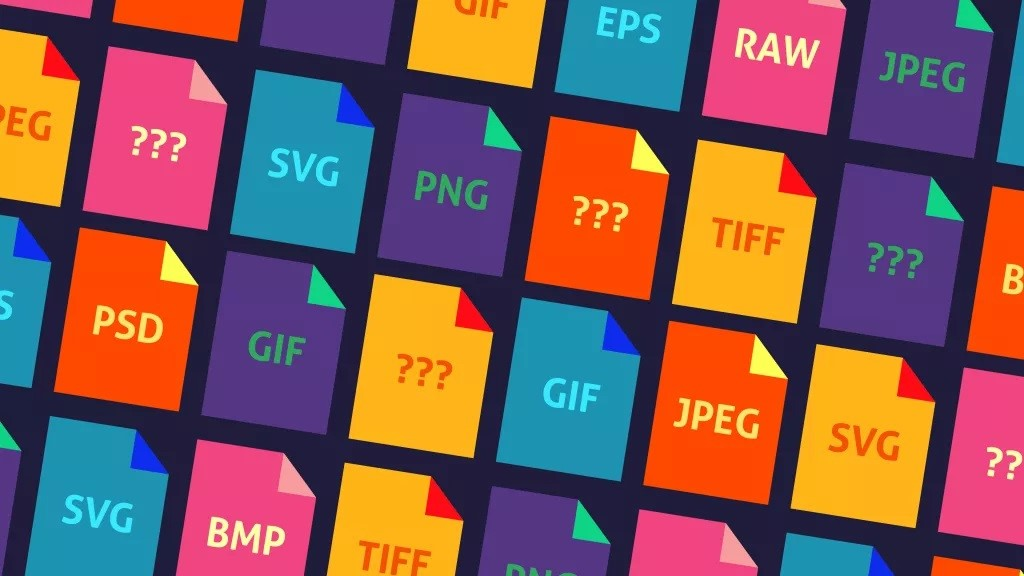 Types of image files you should know