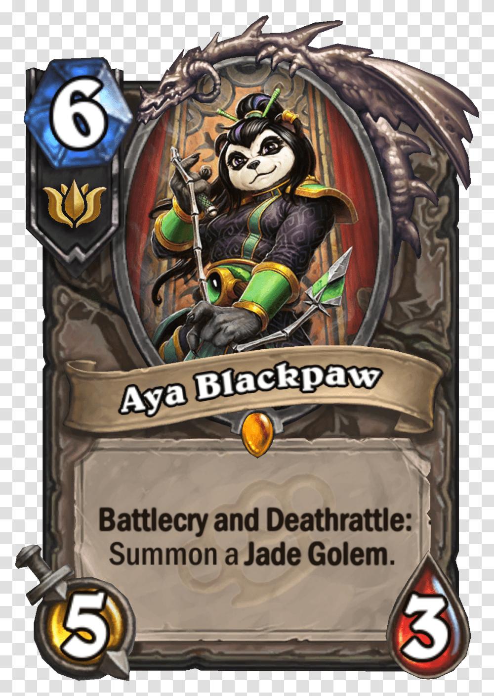 Aya Blackpaw Wow