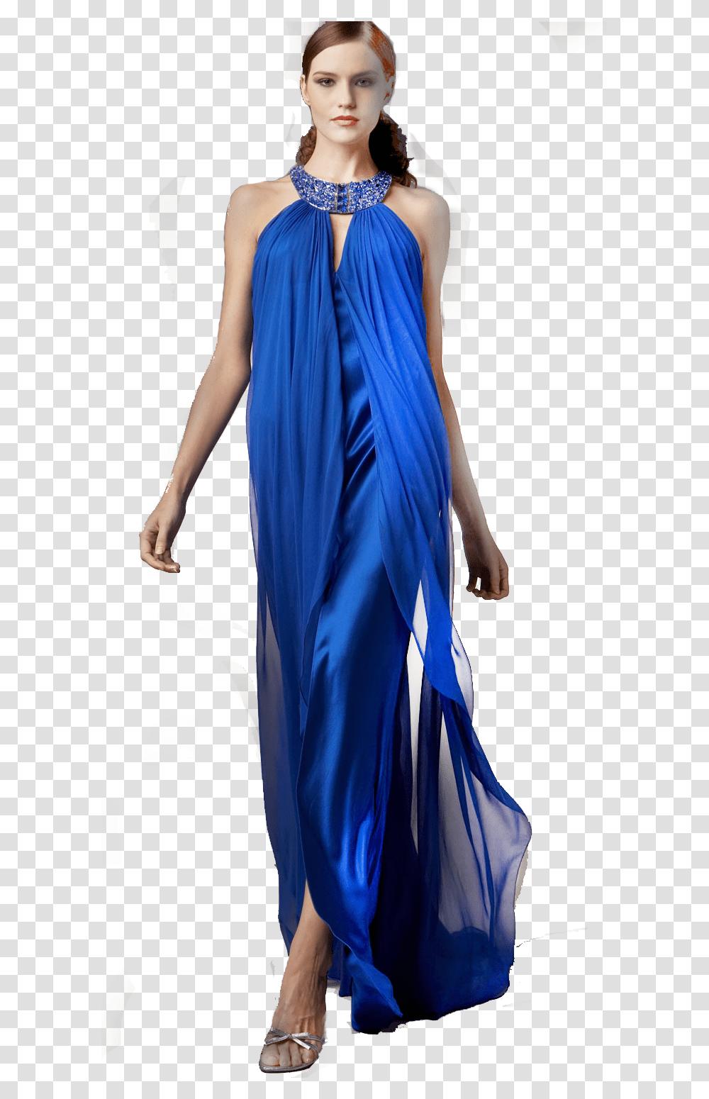 Download Woman Model Image Gown Dress Female Person Transparent Png Pngset Com