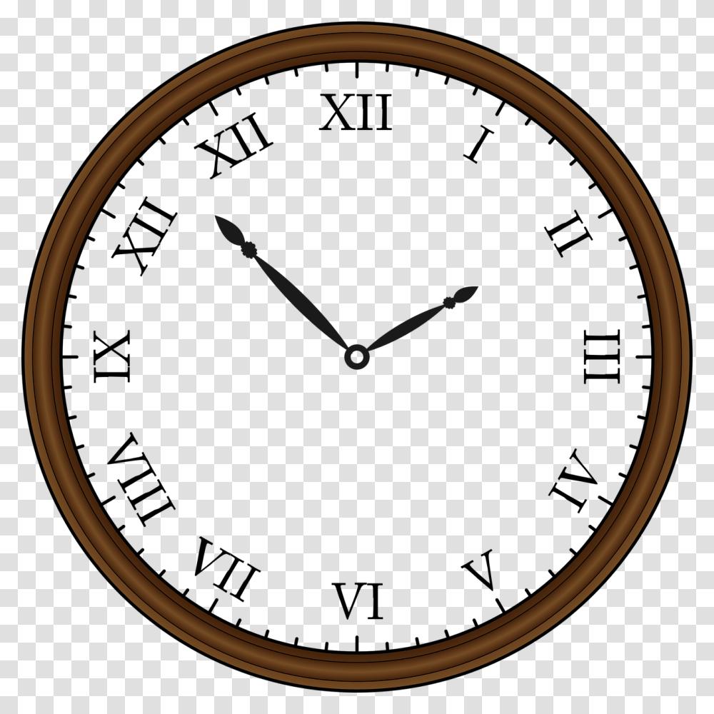 Steampunk Clipart Large Clock Vector Jam Dinding Angka Romawi ...