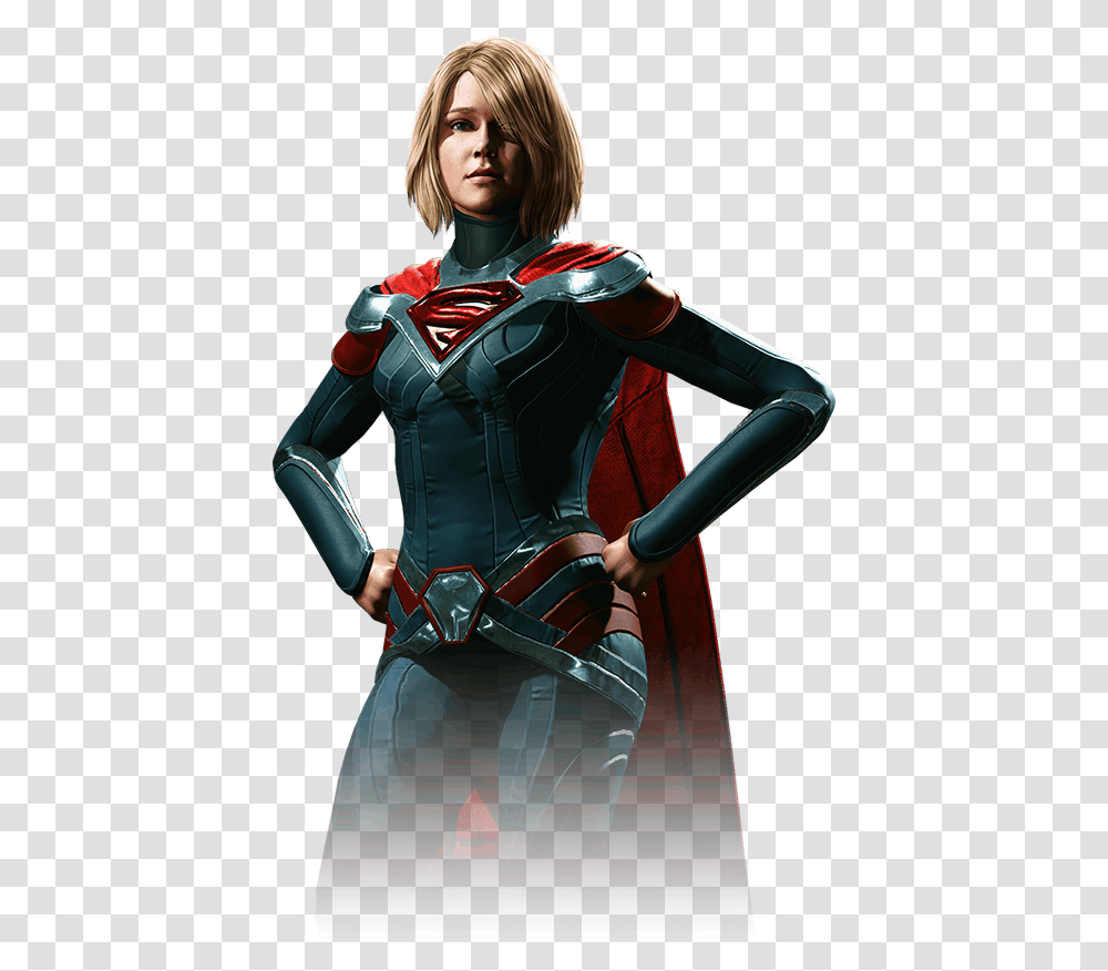Supergirl naked Supergirl Melissa